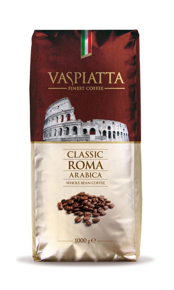 VASPIATTA-classic-roma, projekt DIFERENTE